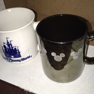 Disney mug lot